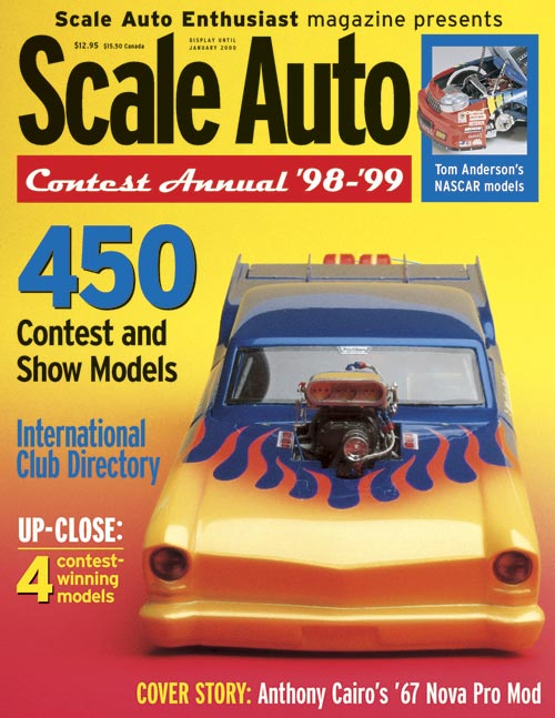 Scale Auto Contest Annual 1999