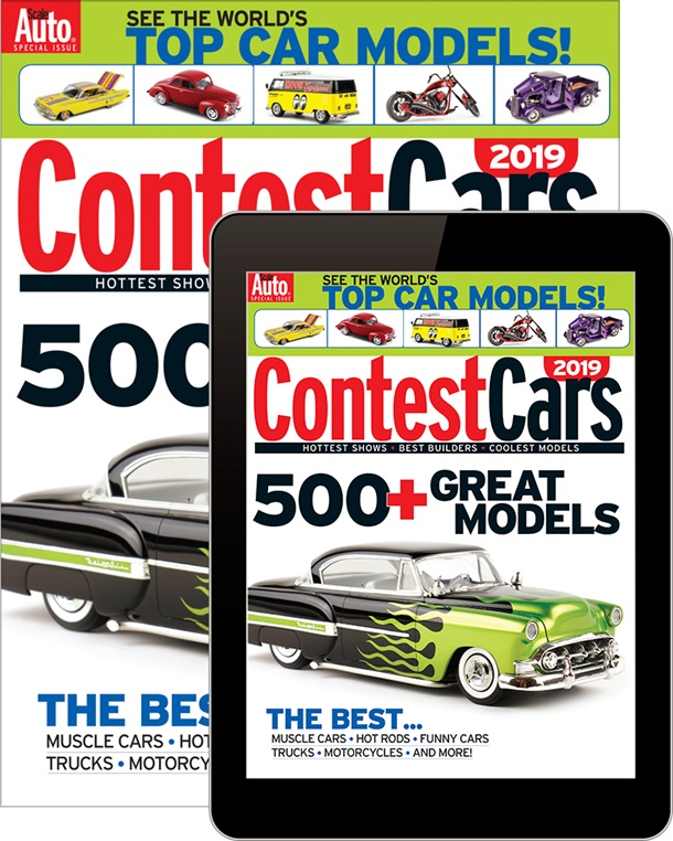 Contest Cars 2019