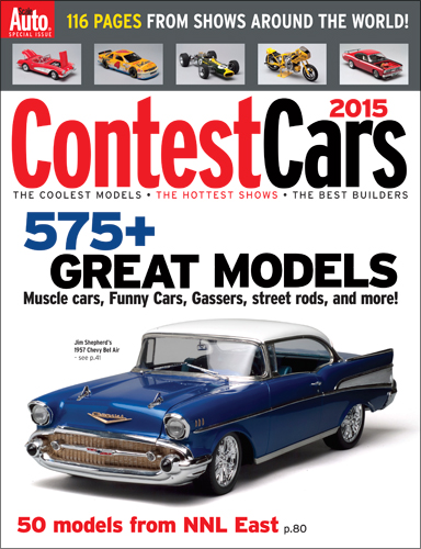 Contest Cars 2015