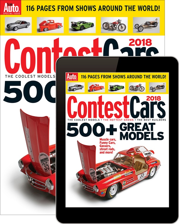 Contest Cars 2018