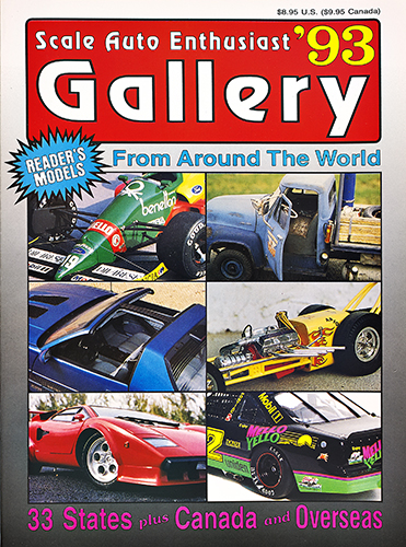 Scale Auto Enthusiast Gallery 1993