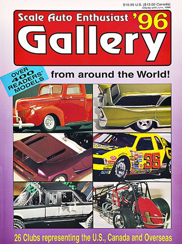 Scale Auto Enthusiast Gallery 1996