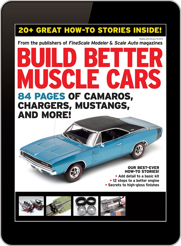 Build Better Muscle Cars digital