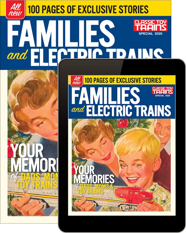 Families and Electric Trains
