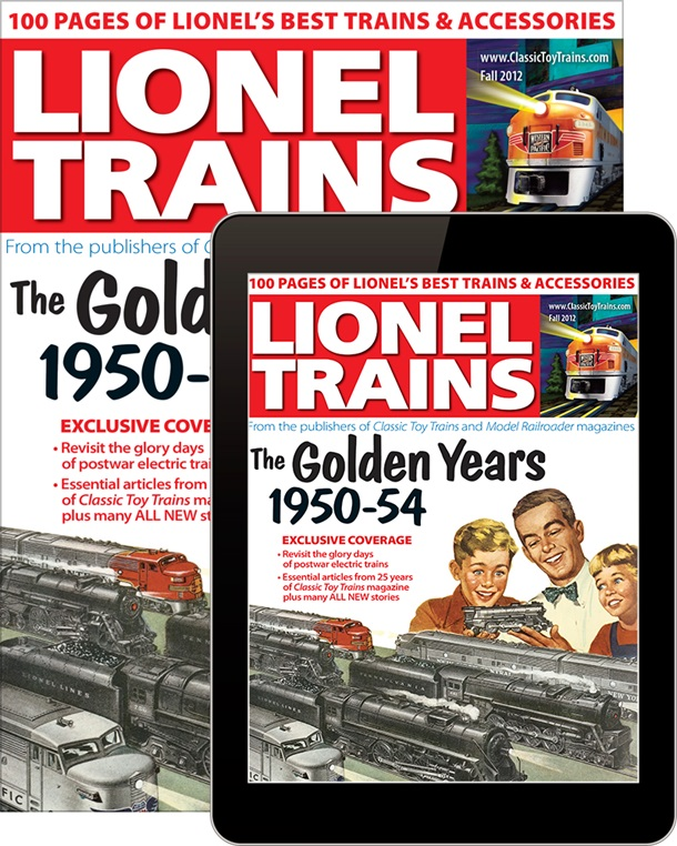 Lionel Trains: The Golden Years, 1950-54