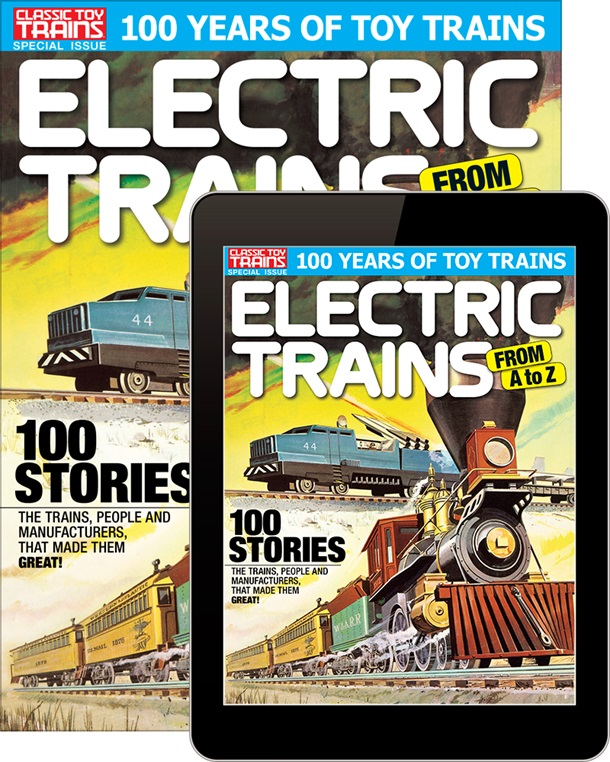 Electric Trains From A to Z