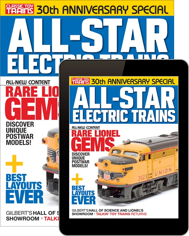All-Star Electric Trains
