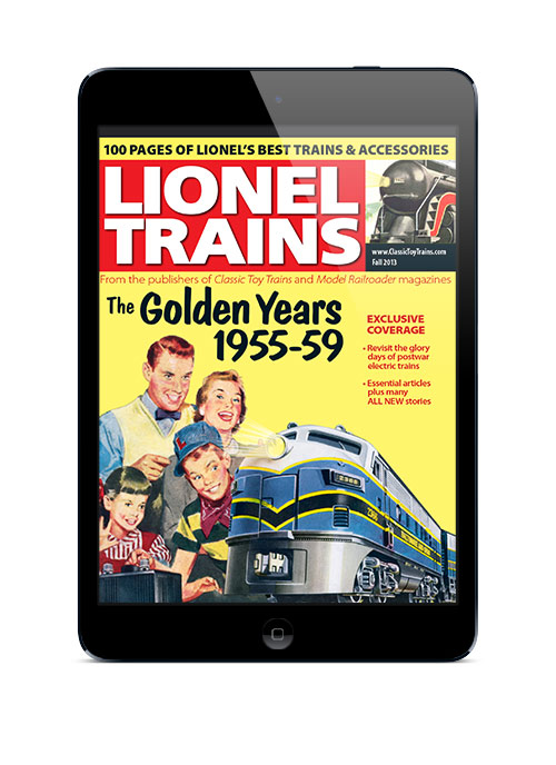 Lionel Trains: The Golden Years, 1955-59 digital