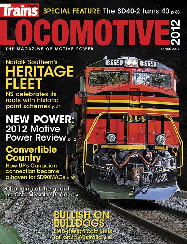 Locomotive 2012