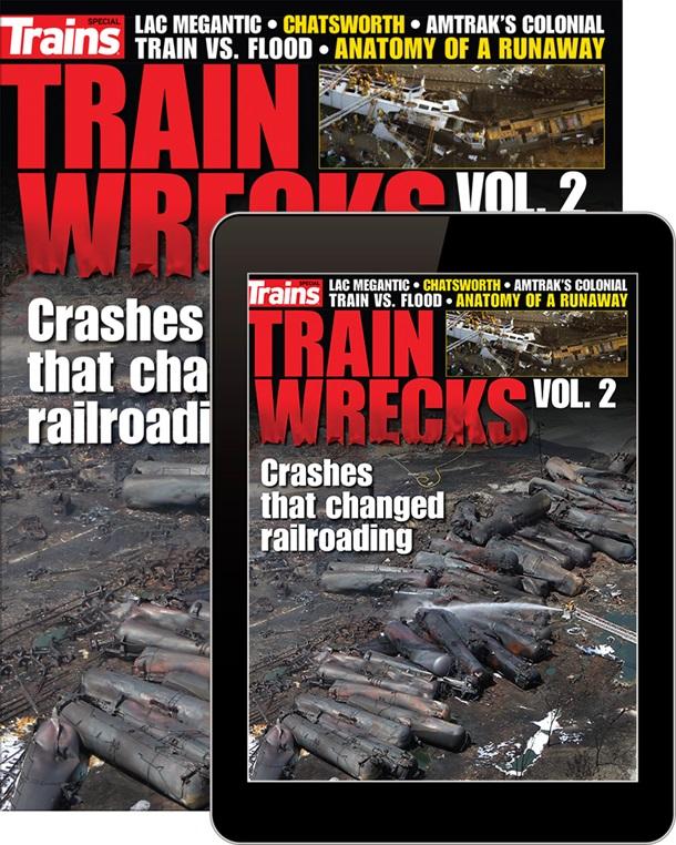 Train Wrecks Vol  2