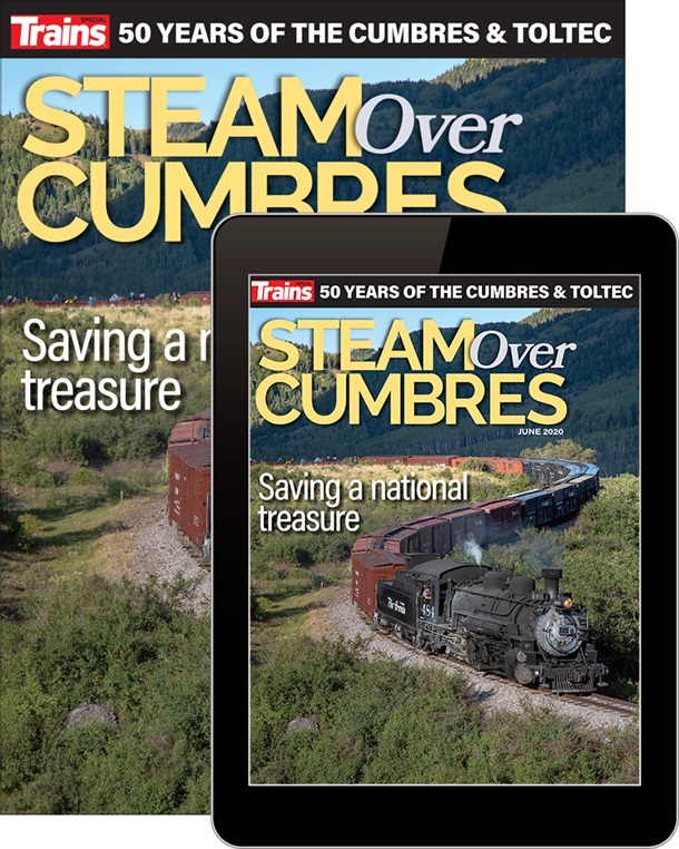 Steam Over Cumbres