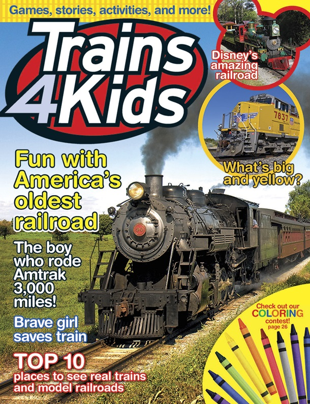 Trains4Kids Vol. 2