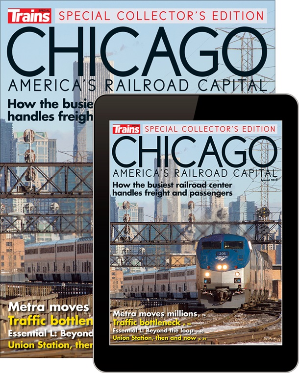 Chicago, America's Railroad Capital