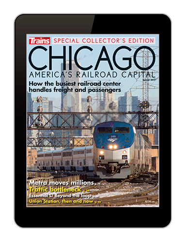 Chicago, America's Railroad Capital digital