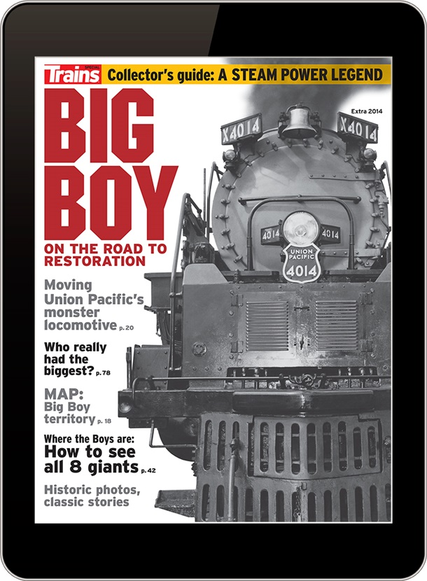 Big Boy: On the Road to Restoration digital