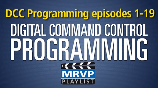 DCC Programming Episodes 1-19