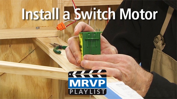 Install a Switch Motor