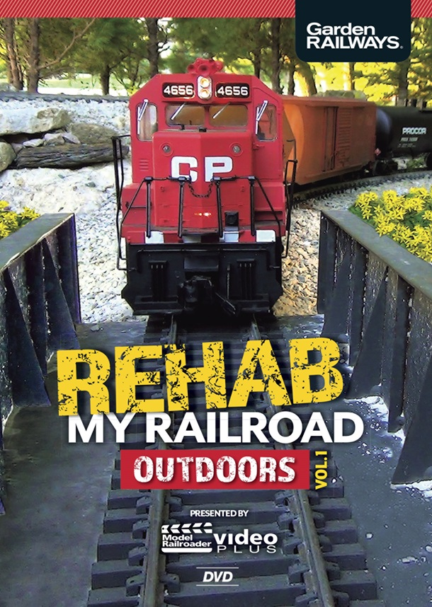 Rehab My Railroad: Outdoors Vol. 1 DVD