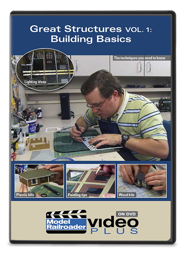 Great Structures Vol. 1: Building Basics DVD