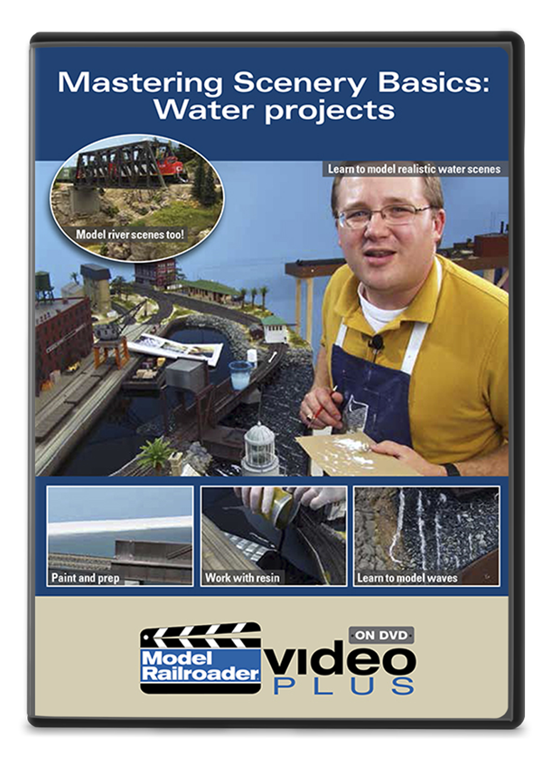 Mastering Scenery Basics: Water projects
