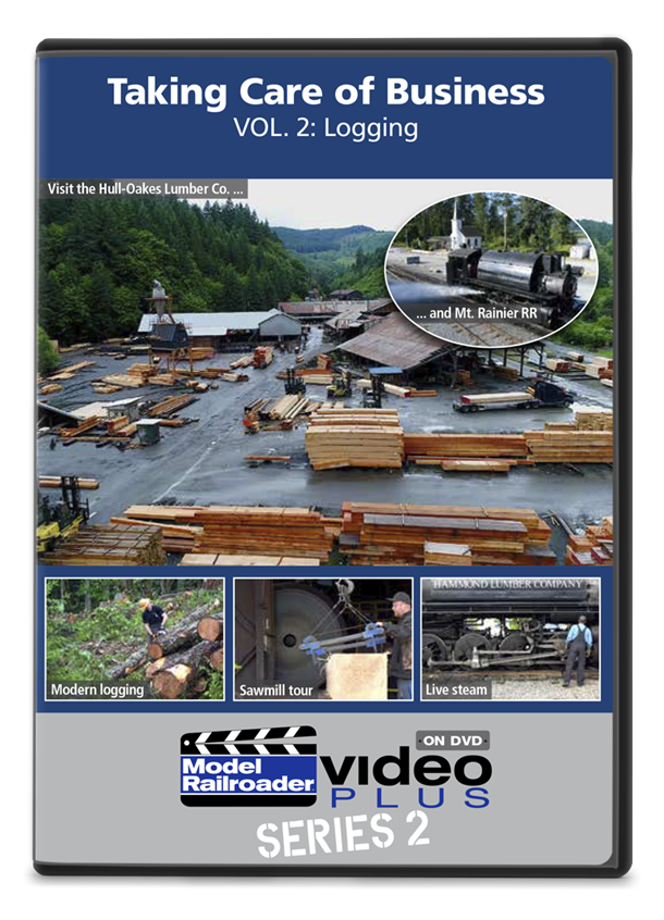 Taking Care of Business Vol. 2: Logging DVD