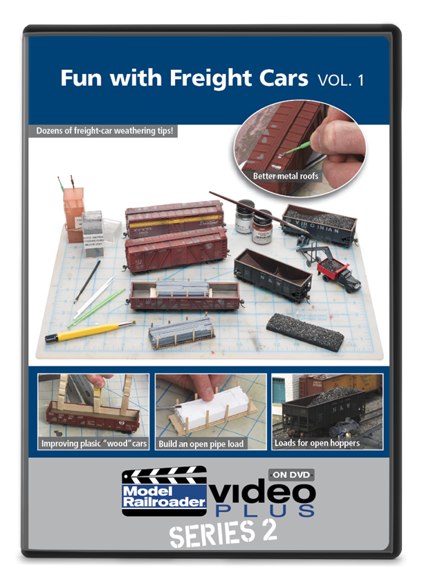 Fun with Freight Cars Vol. 1