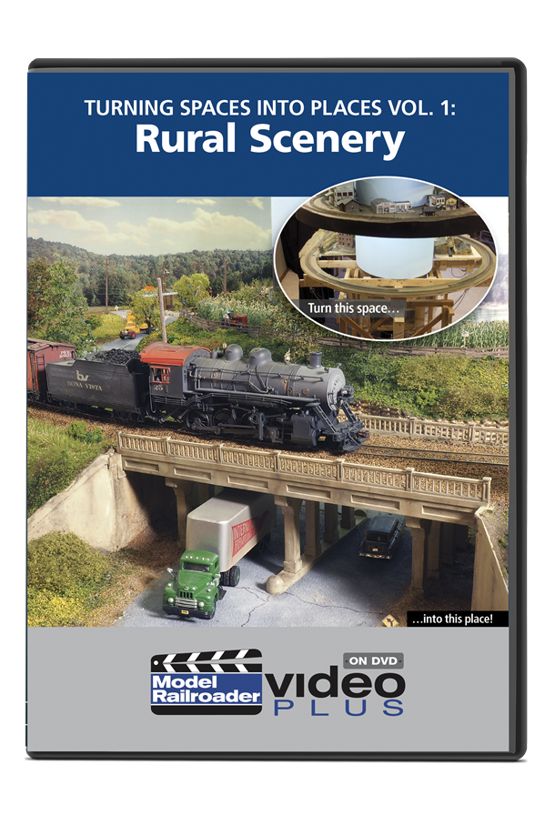 Turning Spaces into Places Vol. 1: Rural Scenery DVD
