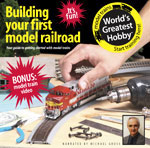Building Your First Model Railroad -DVD