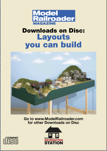 Downloads on Disc: Layouts you can build