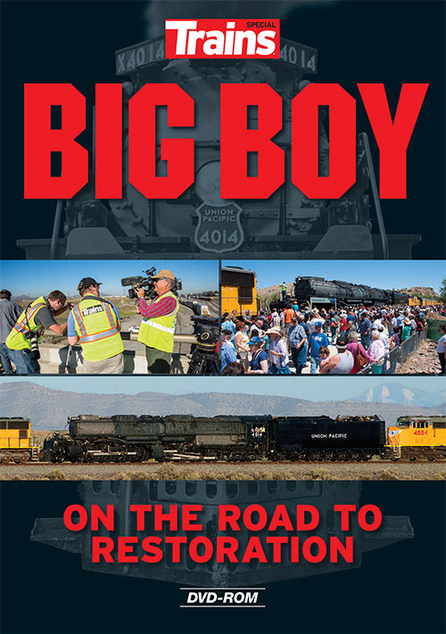 Big Boy: On the Road to Restoration DVD