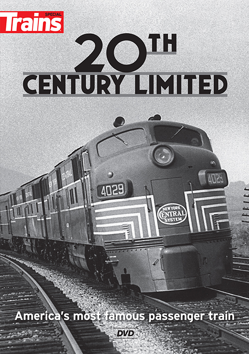 20th Century Limited DVD - Kalmbach Hobby Store
