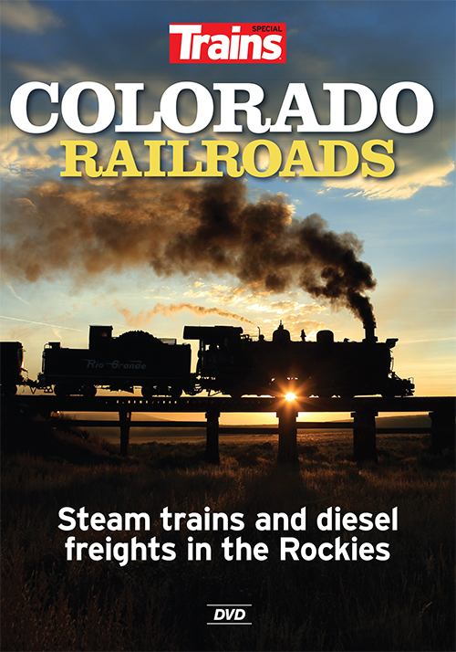 Colorado Railroads DVD