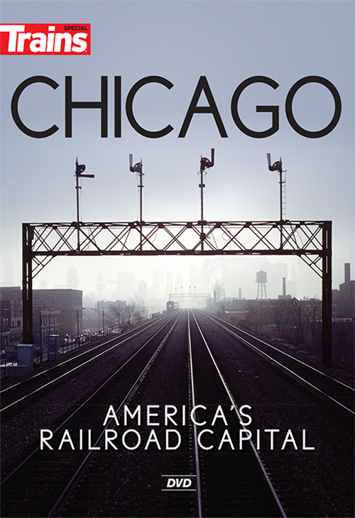 Chicago: America's Railroad Capital DVD