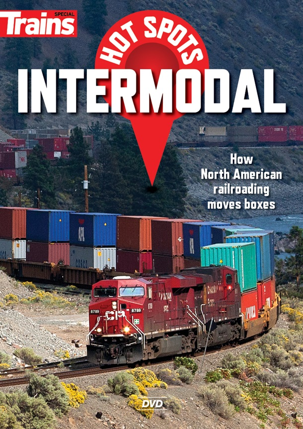 Hot Spots: Intermodal DVD