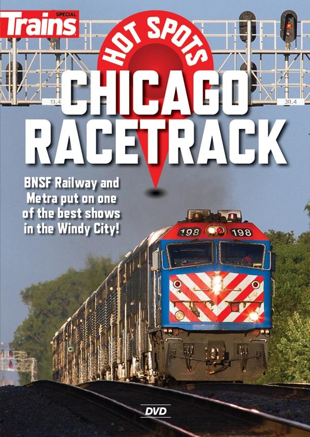 Hot Spots: Chicago Racetrack DVD