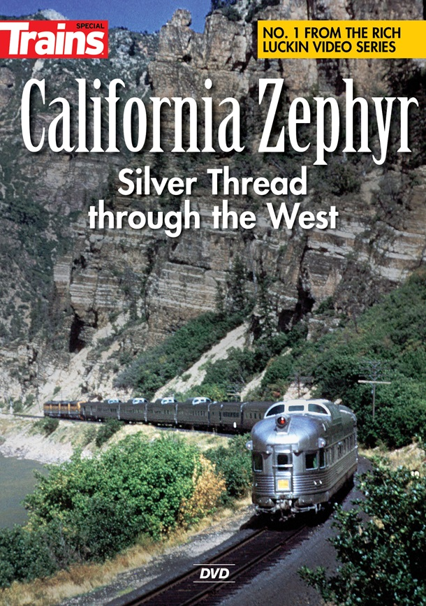California Zephyr DVD