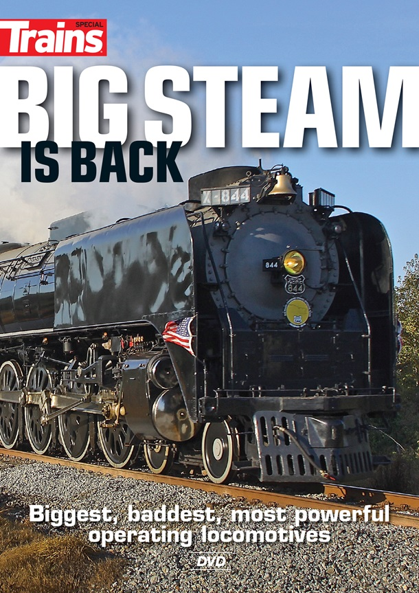 Big Steam is Back DVD