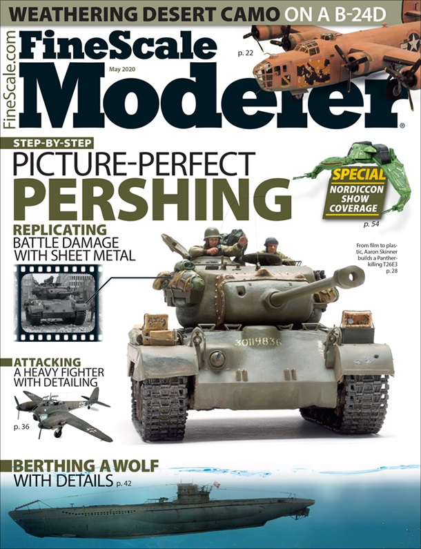 FineScale Modeler May 2020