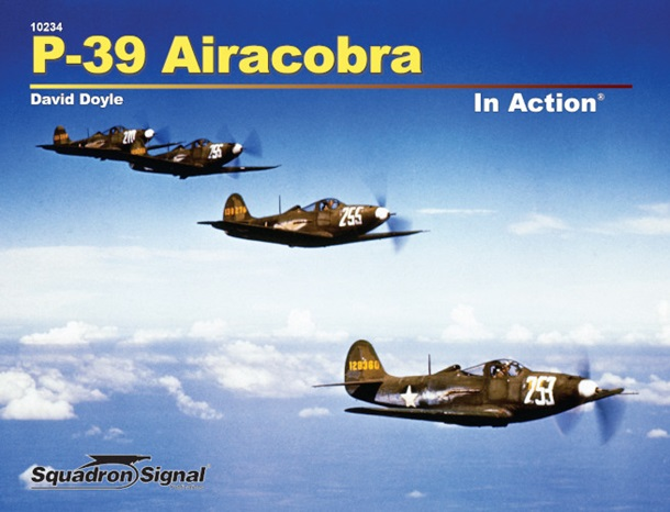 P-39 Airacobra in Action