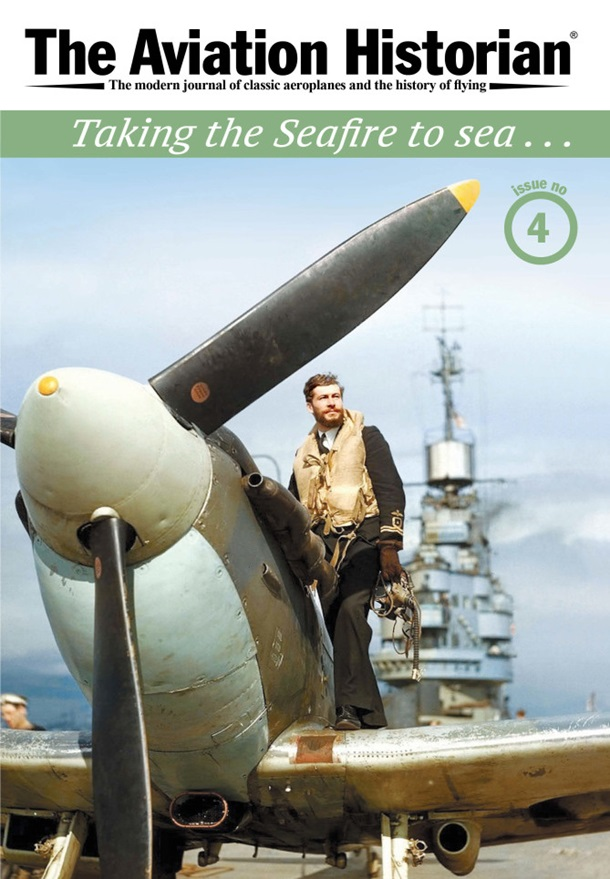 The Aviation Historian: Issue 4