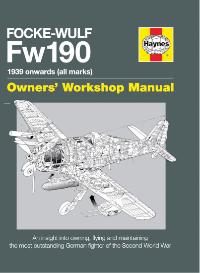 Haynes Focke Wulf Fw 190 Manual