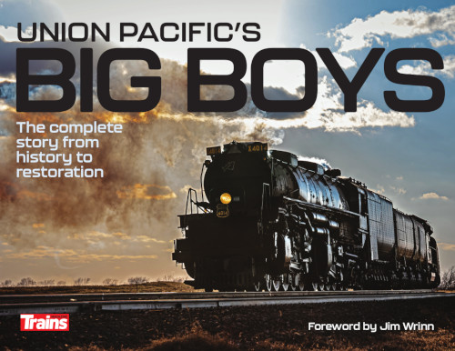 Union Pacific's Big Boys (Softcover)