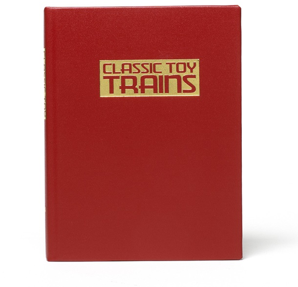 Classic Toy Trains Bound Volume 25 2012