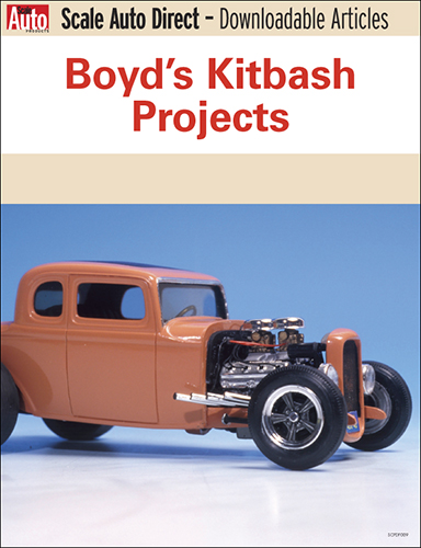 Boyd's Kitbash Projects