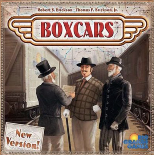 Boxcars Game