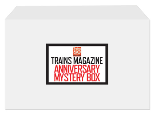 Trains 80th Anniversary Mystery Box