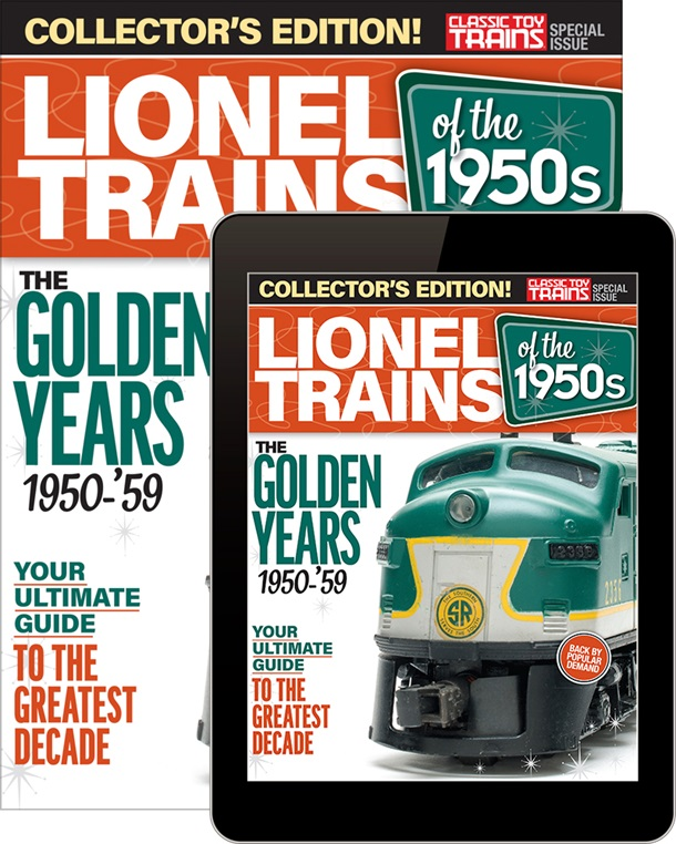 Lionel Trains of the 1950s