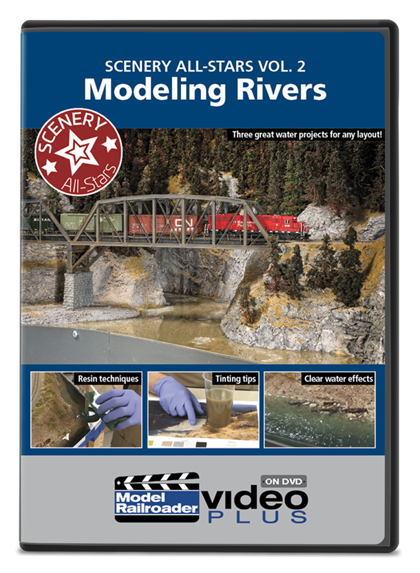 Scenery All-Stars Vol. 2: Modeling Rivers DVD