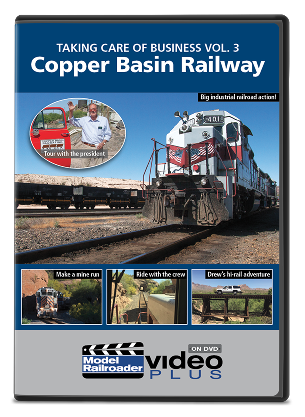 Taking Care of Business Vol. 3: Copper Basin Ry. DVD