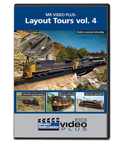 MR Video Plus: Layout Tours Vol. 4 DVD